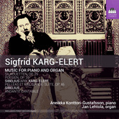 Album artwork for Karg-Elert: Music for Piano & Organ