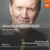 Album artwork for Jerome de Bromhead: Orchestral Music