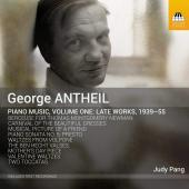 Album artwork for Antheil: Piano Music, Vol. 1