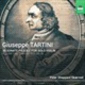 Album artwork for Tartini: 30 Sonate piccole, Vol. 5 - Sonatas Nos.