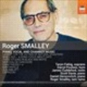 Album artwork for Smalley: Piano, Vocal and Chamber Music