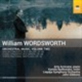 Album artwork for Wordsworth: Orchestral Music, Vol. 2