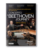 Album artwork for CONCERTO A BEETHOVEN JOURNEY