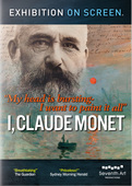 Album artwork for I CLAUDE MONET