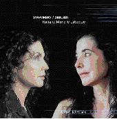Album artwork for STRAVINSKY-DEBUSSY: KATIA ET MARIE LABEQUE JOUENT.