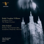 Album artwork for Vaughan Williams: Symphony No 6 & The Wasp Overtur