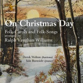 Album artwork for On Christmas Day - Folk-Songs and Folk-Carols