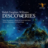 Album artwork for Vaughan Williams: Discoveries