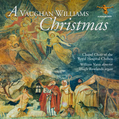 Album artwork for A Vaughan Williams Christmas