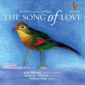 Album artwork for Vaughan Williams: The Song of Love