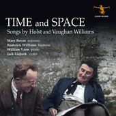 Album artwork for Holst - Vaughan Williams: Time & Space