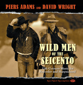 Album artwork for WILD MEN OF THE SEICENTO