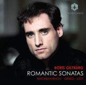 Album artwork for ROMANTIC SONATAS / Giltburg