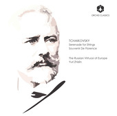 Album artwork for Tchaikovsky: Serenade for Strings, Op. 48 & Souven