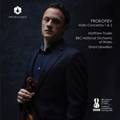 Album artwork for Prokofiev: Violin Concertos Nos. 1 & 2