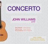 Album artwork for Concerto / John Williams