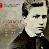 Album artwork for Hugo Wolf: The Complete Songs, Vol.4
