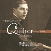 Album artwork for Quilter: Complete Songbook Vol. 1