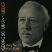 Album artwork for Georg Schumann: Lieder
