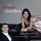 Album artwork for Dargomïzhsky: The Secret Garden