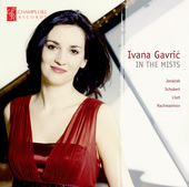 Album artwork for Ivana Gavric: In The Mists