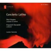 Album artwork for CONCIERTO LATINO