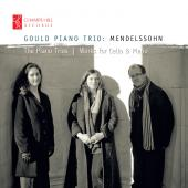 Album artwork for Mendelssohn: Piano Trios / Gould Piano Trio