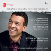 Album artwork for RODERICK WILLIAMS