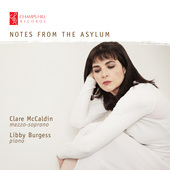 Album artwork for NOTES FROM THE ASYLUM