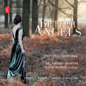 Album artwork for Better Angels - Works for Oboe and Orchestra