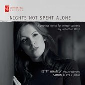 Album artwork for NIGHTS NOT SPENT ALONE