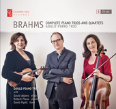 Album artwork for COMPLETE PIANO TRIOS & QUARTET