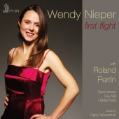 Album artwork for Wendy Nieper: First Flight