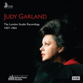 Album artwork for Judy Garland: The London Studio Recordings, 1957-1