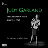 Album artwork for Judy Garland|: The Amsterdam Concert - December 19