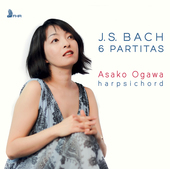 Album artwork for Bach: 6 Partitas