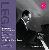 Album artwork for JULIUS KATCHEN: ICA CLASSICS L