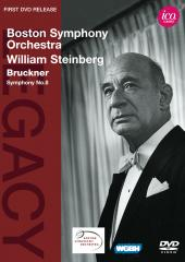 Album artwork for Bruckner: Symphony no. 8 - Steinberg