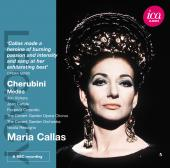 Album artwork for Cherubini: Medea / Callas, Vickers, Rescigno