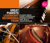 Album artwork for GREAT PIANISTS