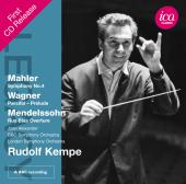 Album artwork for RUDOLF KEMPE