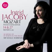 Album artwork for JACOBY; MARRINER; ACADEMY OF ST MARTIN IN FIELDS