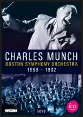Album artwork for Boston Symphony Orchestra 1958-1962