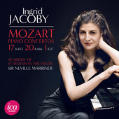 Album artwork for Mozart: Piano Concertos / Jacoby
