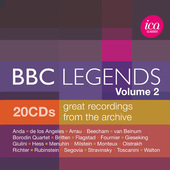 Album artwork for V2: BBC LEGENDS