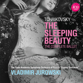 Album artwork for Tchaikovsky: Sleeping Beauty / Jurowski