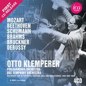 Album artwork for Otto Klemperer: Live Recordings from the Richard I