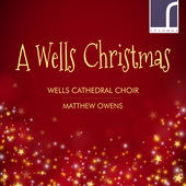 Album artwork for A WELLS CHRISTMAS / Wells Cathedral Choir