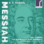 Album artwork for Handel: MESSIAH, HWV 56 arr. Aareskjold
