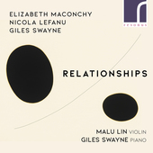 Album artwork for RELATIONSHIPS